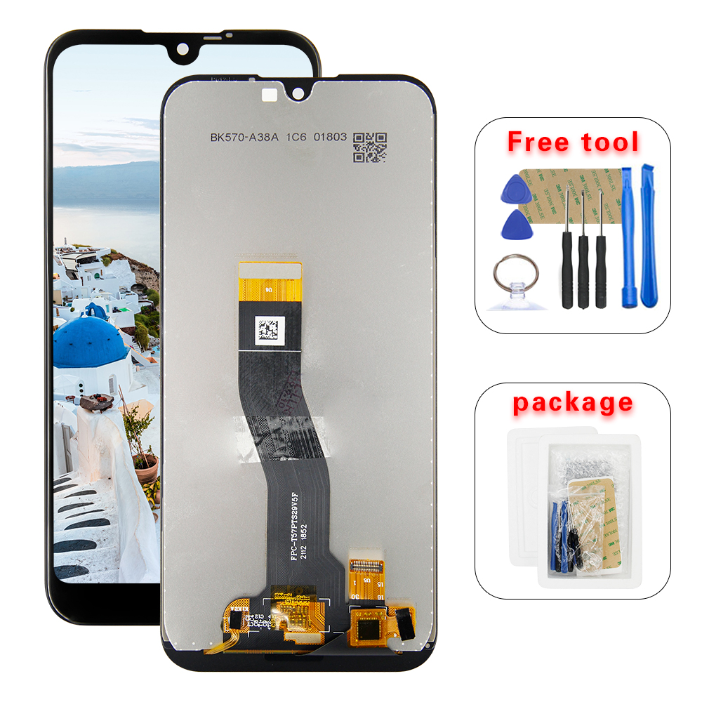 For Nokia 2.2 LCD For Nokia 4.2 LCD Display Touch Screen Digitizer Glass Assembly For Nokia 3.2 LCD