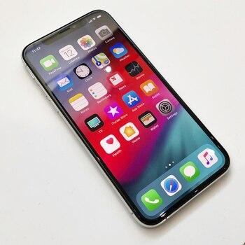 100% Original Apple iPhone XS Max Used 99% New Hexa Core Cellphone 6.5'' 4GB RAM 64/256GB ROM A13 Bionic Unlocked Smartphone 2