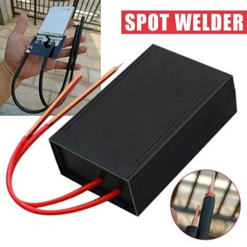 цена на DIY Handheld Welding Soldering Machine18650/32650 Li-ion Battery Mini Spot Welder Pens Display Power Spot Welding Power