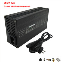 Lifepo4-Charger Battery-Pack Ebike for 8S 24-Volt with Ce-Rohs 12A 360W 110/220v 10A