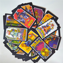 31pcs JoJo Tarot Card 22 Grand Akana + 9 Royal Gods Anime Adventure Dio Jotaro Kujo Joseph Bruno Bucciarati Animation