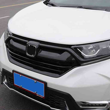 Special For Honda CRV 2017 2018 2019 2020 2021 Modification Accessories Front  Face Middle Net Trim Strip Assembly