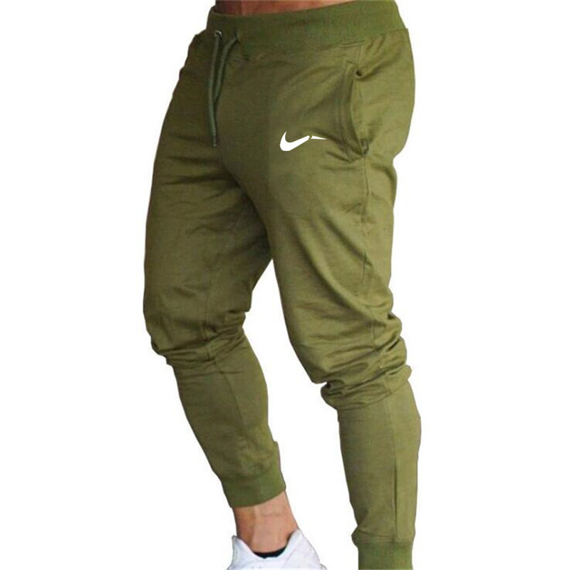 Men Sport Pants Joggers Training Gym Fitness Men Solid GYM Training Pants Jogging Pants Sportswear Summer Running Pants