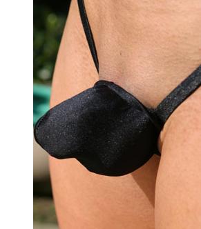 Men's Hot Cock Socks Pouch G Strings Penis Sheath Lingerie Erotic Thong Underwear