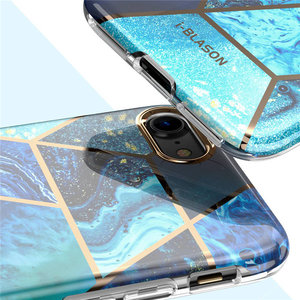 Image 3 - I BLASON For iphone 7 8 Case For iPhone SE 2020 Case Cosmo Lite Stylish Hybrid Premium Protective Slim Bumper Marble Back Cover