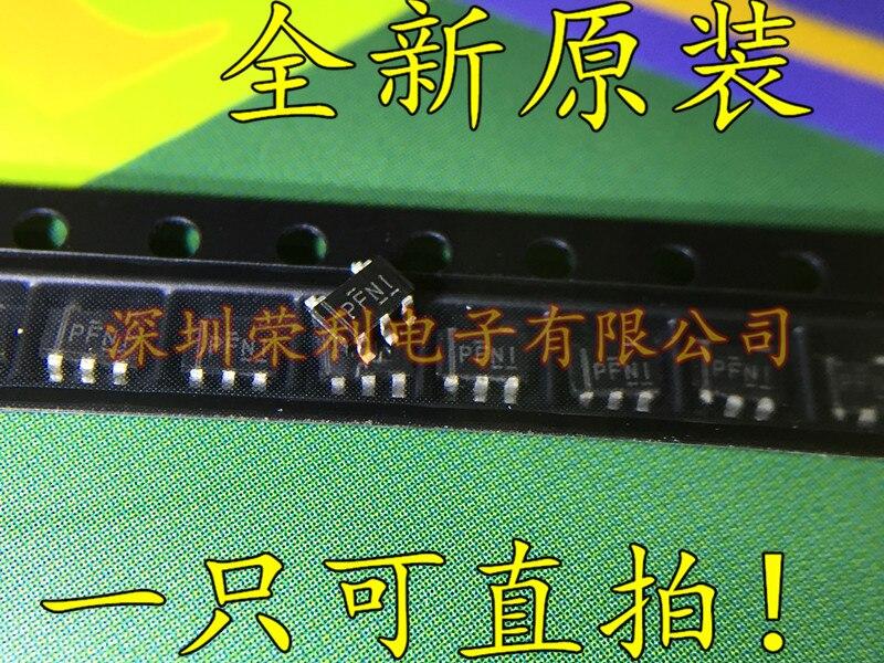5PCS TPS60403DBVR PFNI UNREGULATED 60-mA CHARGE PUMP VOLTAGE INVERTER SOT23-5