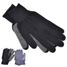 2 шт профессиональные термостойкие перчатки для завивки волос