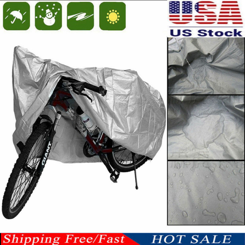 2019 New Strong Universal Waterproof Bike Bicycle Cycling Rain Cover Dust Garage Outdoor Scooter Protector