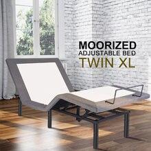 Elektryczne składane łóżko bezprzewodowe zdalne sterowanie regulowane do łóżka pojedyncze/podwójne wielofunkcyjne czytanie ruchu ect Home Bed