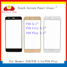 10Pcs/lot Touch Screen For Huawei P10/P10 Lite/P10 Plus Panel Front Outer Glass Lens Touchscreen P10 LCD Replacement