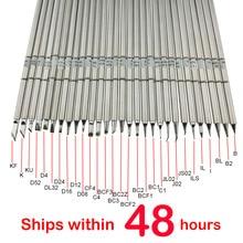 KSGER T12 puntas de hierro para soldar serie T12, punta de hierro para Hakko FX951 STC y STM32, estación de soldadura OLED