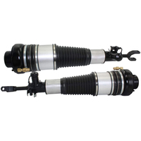 1*Pair Air Struts Suspension Air Shock Front Air Spring Shock Absorber Fit for Audi A6 C6 4F0616040AA 4F0616039AA