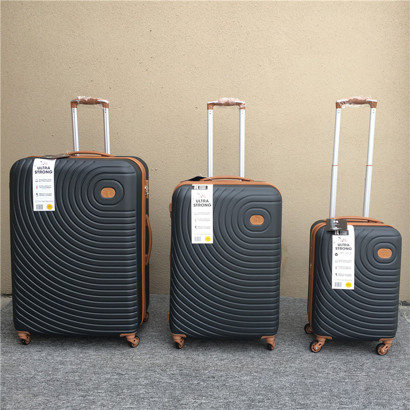 Men Classic Rolling Luggage With Extension British Brand Women Trolley Suitcase Wheels Mala Carry On Travel Bag Hardside Trunk