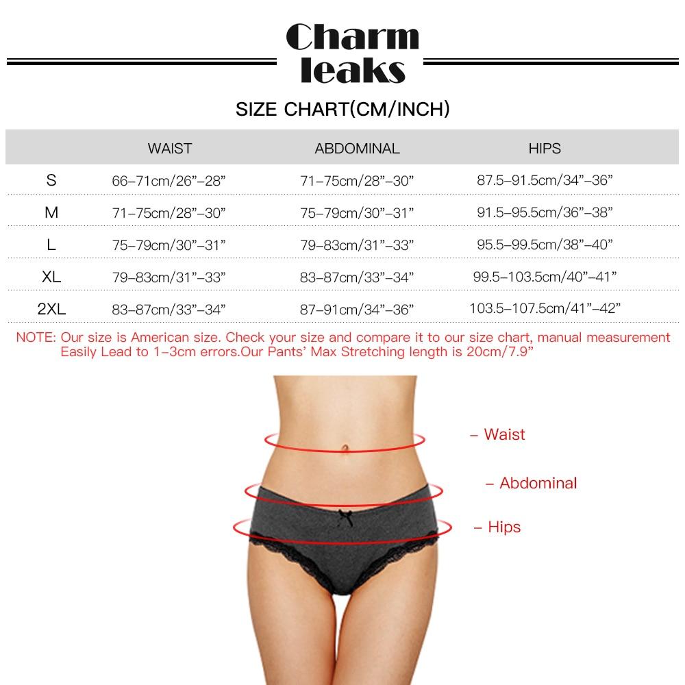 Charmleaks Women's Fashion Cozy Lace High-waist 1PCS Panties Skin-friendly Soft Lingerie Tempting Fat Size High Quality Briefs