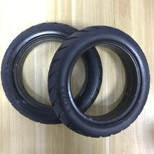 Out Inner Tube Pneumatic Tyre for Xiaomi Mijia M365 Electric Scooter Skateboard Tires 8 1/2x2 Inflation Wheel Tyres High Quality m365 scooter durable tire for xiaomi mijia m365 solid hole tires shock absorber non pneumatic tyre damping rubber tyres wheel