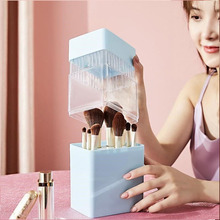 Dressing Table Desktop Storage Box Cosmetic Box Beauty Cosmetic Storage Bucket Dressing Table