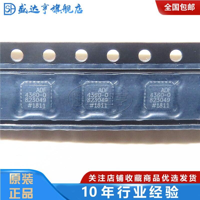 ADF4360-0BCPZ маркировка: 4360-0 PLL LFCSP-24 новый оригинальный в наличии