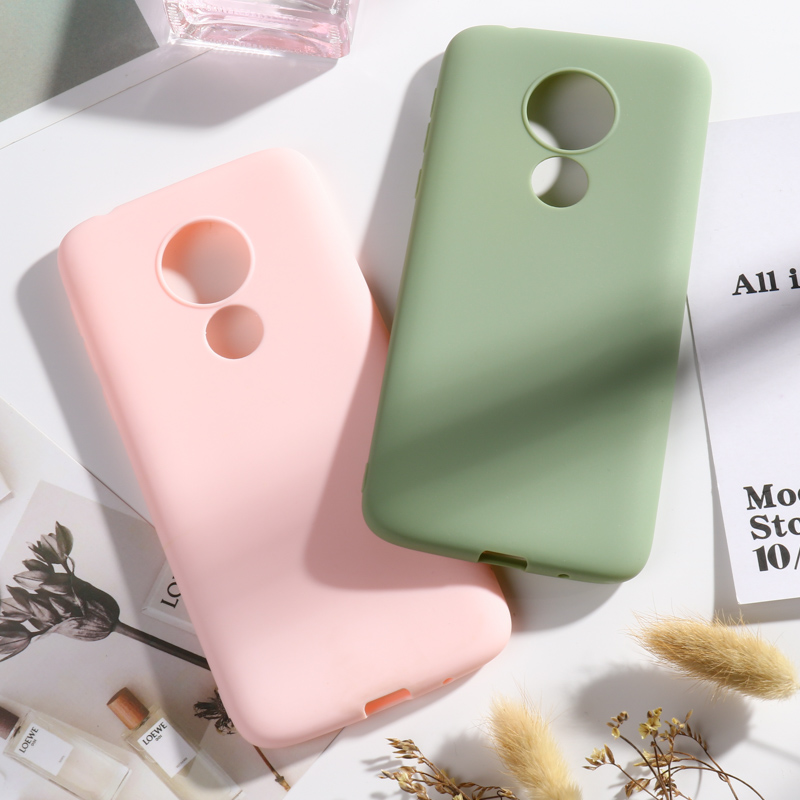 3D Candy Case Sfor Motorola Moto G7 Power G6 G5 Plus Case Silicone Soft Back Phone Bumper On For Moto G6 E5 Play Go Cases Covers