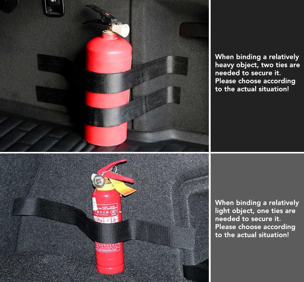 Cinturón de fijación de nailon para maletero de coche para Mercedes Benz W201 GLA W176 CLK W209 W202 W220 W204 W203 W210 W124 W211 W222