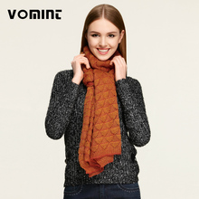 Women Scarf  Women Scarf Solid Color Circle Cable Crochet Knit Shawl Wrap Winter Warm Cowl Neck Stoles AP401023 2019 new winter warm solid brushed knit neck circle outdoor ski climbing scarf for men women go out wrap cowl loop snood shawl