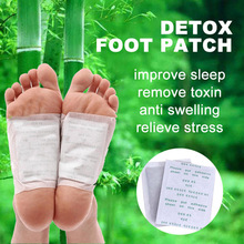 200 Pieces Detox Foot Patch Improve Sleep Slimming Pads Anti