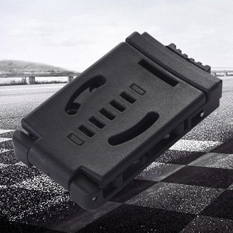 6PCS Travel Buckle Large Tek Lok Belt Clip Loop For Knife Kydex Sheath/Holster With Hardware, Special For DIY