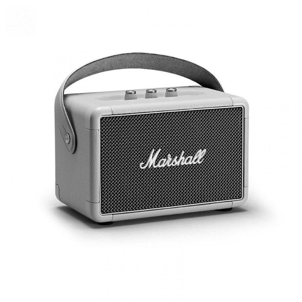 Altavoces Marshall Kilburn 2 portátil de altavoces de Audio bluetooth inalámbrico jugadores música columna dinámica musical altavoz de Audio inalámbrico 120dB Dispositivo de autodefensa contra la violación altavoces duales alarma fuerte alerta ataque pánico seguridad Personal llavero bolsa colgante