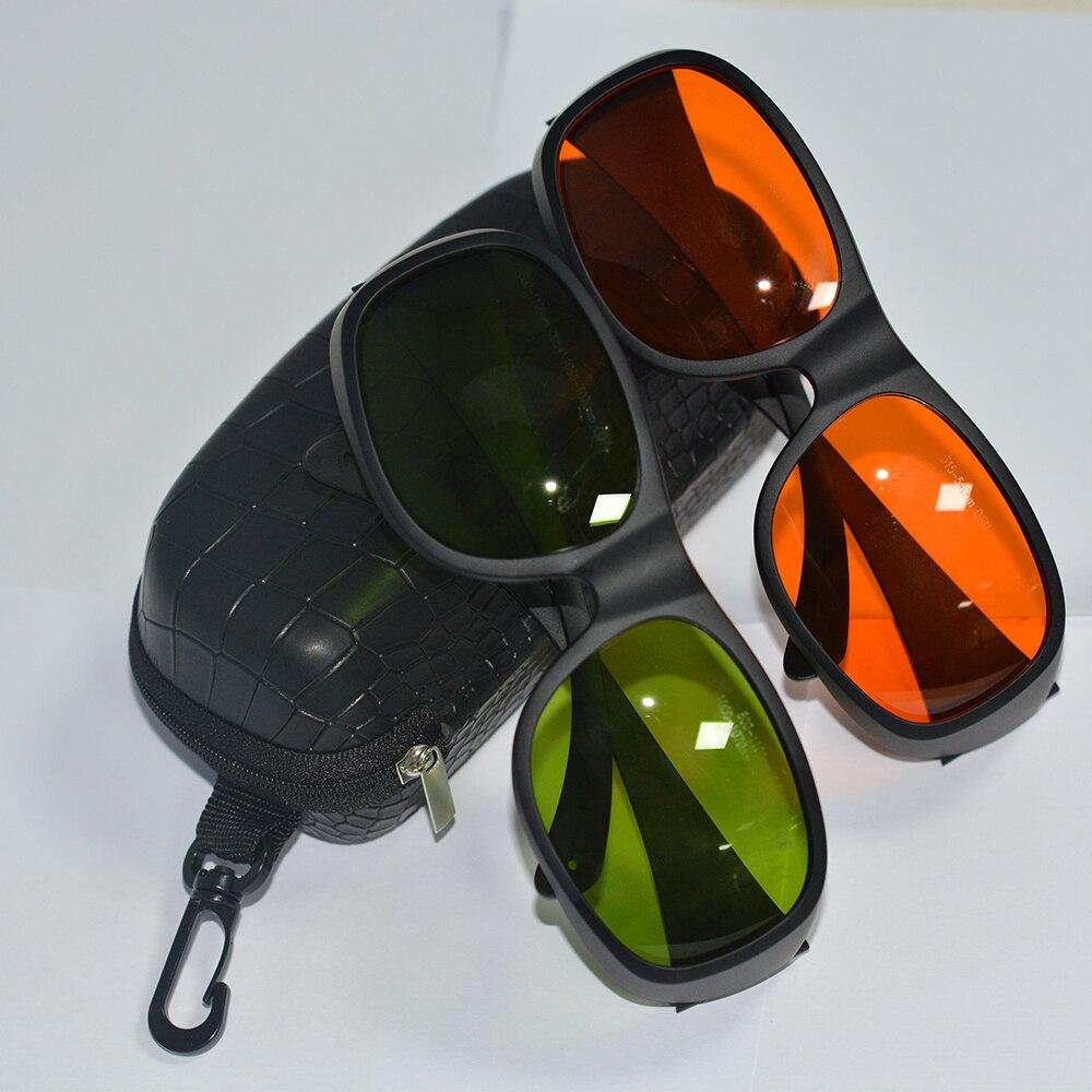 1064nm Yag Лазерное защитное стекло, лазерные очки для защиты глаз, лазерная Безопасность Googles - 3