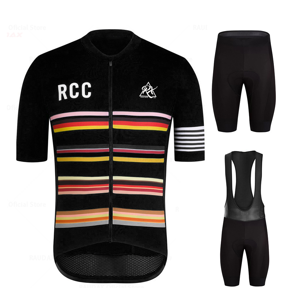 RX 2020 Summer Cycling Jersey Breathable MTB Cycling Clothing Mountain <font><b>Bike</b></font> <font><b>Wear</b></font> Clothes Maillot Ropa Ciclismo Hombre Triathlon image