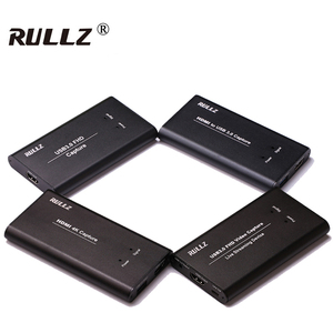 Image 1 - USB3.0 HDMI 4K 1080P 60FPS karta przechwytywania wideo nagrywarka do gier USB 3.0 PC transmisja strumieniowa na żywo transmisja MIC opcja