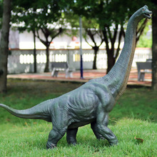 Large Brachiosaurus Model toy Static Solid Action Figures Animal Model Collection Dinosaur Toys Children Decoration Party