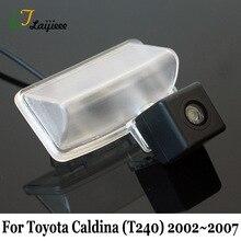 Автомобильная парковочная камера для toyota caldina T240 2002 2003 2004 2005 2006 2007/HD CCD ночного видения автоматическая резервная камера заднего вида