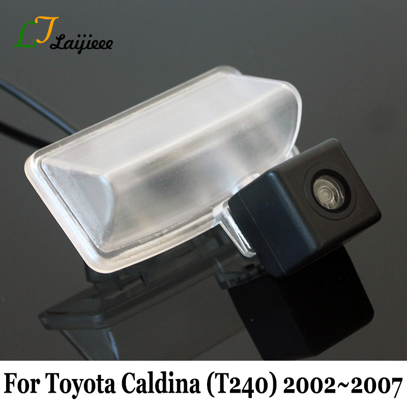 Car Parking Camera For Toyota Caldina T240 2002 2003 2004 2005 2006 2007 / HD CCD Night Vision Auto Backup Reverse Camera Back image