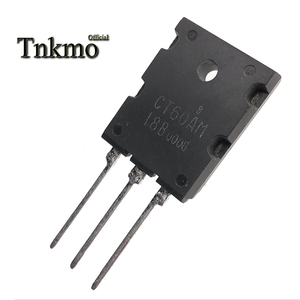 Image 2 - 5PCS CT60AM 18F TO 264 CT60AM 18B CT60AM 18C or CT60AM 20 TO264 60A 900V Insulated Gate Bipolar Transistor free delivery