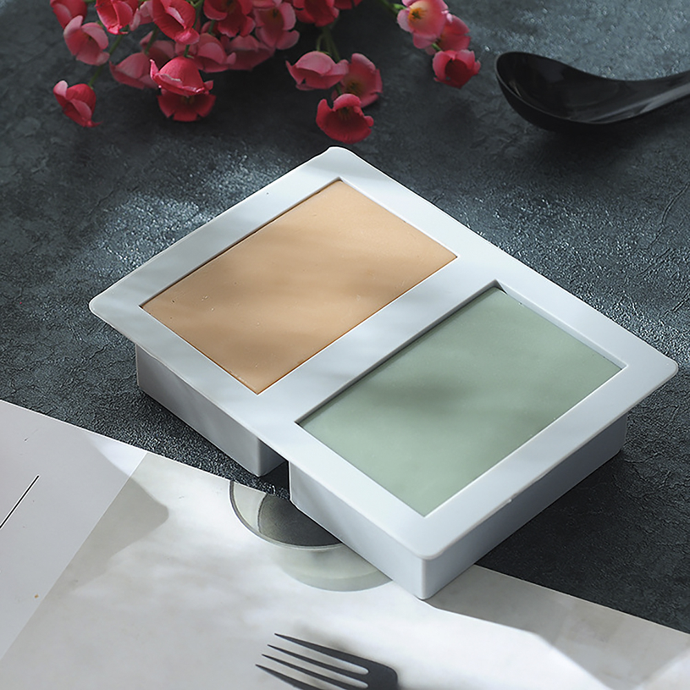 DIY Silcone Soap Mold Square Shape Silicon Mould Cake Mold Handmade Simple High-Quality Handwork Kitchen Tools Accessories