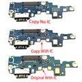 1 шт. для Nokia X6/6 1 Plus TA-1099/1103 Type-C USB зарядное устройство зарядный порт док-разъем гибкий кабель  запчасти для ремонта