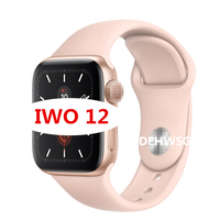 Men Women IWO 12 Smartwatch Sport Watch 5 Heart Rate Smart Watch Bluetooth Connect for Xiaomi Android Samsung Huawei apple