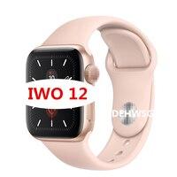 Men Women IWO 12 Smartwatch Sport Watch 5 Heart Rate Smart Watch Bluetooth Connect for Xiaomi Android Samsung Huawei apple
