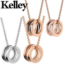 fit bulgaria necklace s925 sterling silver classic style spring ceramics hollow shape rose gold chain fashion jewelry for womens