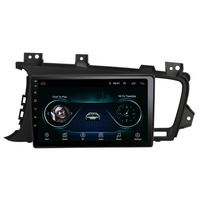4G LTE Android 10.1 For KIA k5 2011 2012 2013 2014 Multimedia Stereo Car DVD Player Navigation GPS Radio