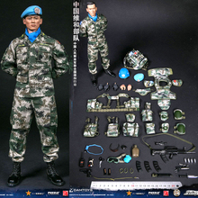 Full set action figure DAMTOYS DAM 780562 1/6 Chinese Peacekeeper -PLA in UN Peacekeeping Operations военные игрушки для детей dam toys dam 78018 1 6 fsb