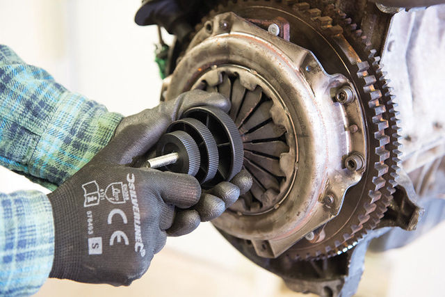 Universal Car Clutch Centering Tool Single Clutch Plate Manual Hand Repair Alignment Tool Car Accessories Goods Black Kit