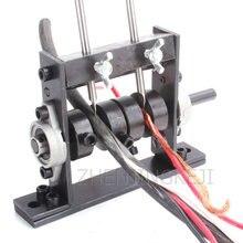 Устройство для очистки небольших проволочных кабелей устройство