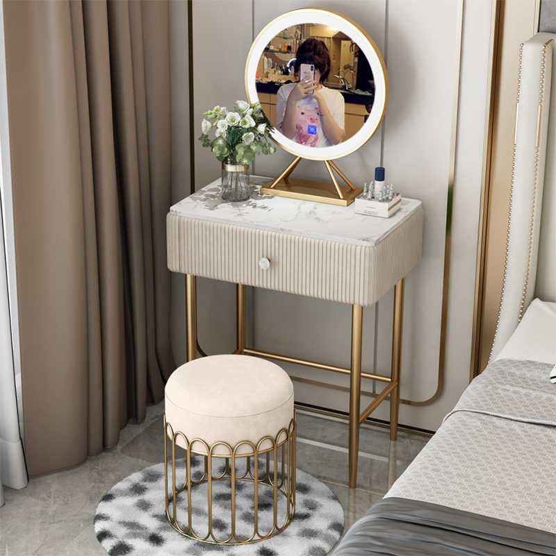 La camera da letto è l'ambiente più intimo e personale della casa. Moderna 40 50 Centimetri Di Marmo Como Per La Camera Da Letto Di Lusso Moderno E Minimalista Tavolo Da Toeletta Ins Stile Tavolo Da Toeletta Con Specchio E Sedia Dressers Aliexpress