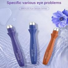BREYLEE göz serumu Retinol hyaluronik asit C vitamini göz silindiri masaj göz torbaları kaldırmak koyu halkalar ince çizgiler göz cilt bakımı