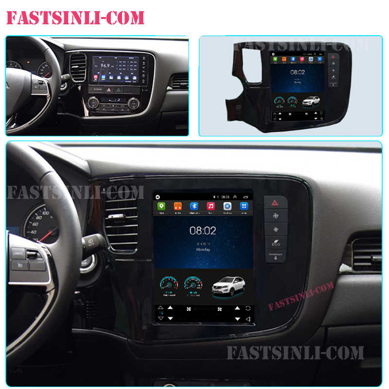 Android car dvd gps multimedia player Per Outlander xl 3 di navigazione per auto dvd radio video audio player