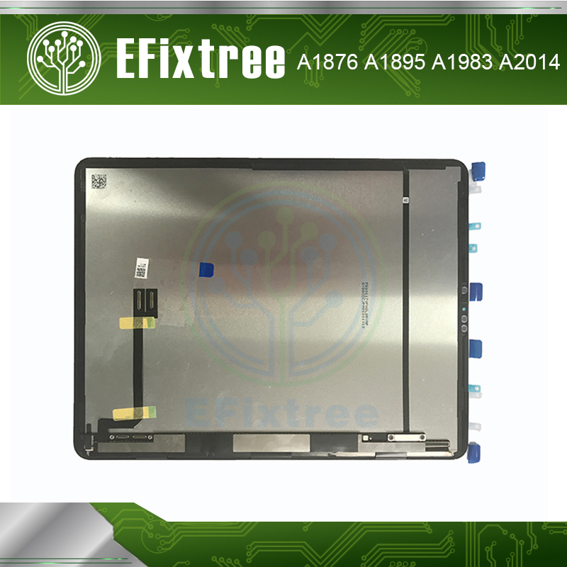 Tested  A1876 A2014 A1895 A1983 LCD Assembly Digitizer Touch Panel For IPad Pro 12.9 Inch 3rd Generation 2018 Replacement