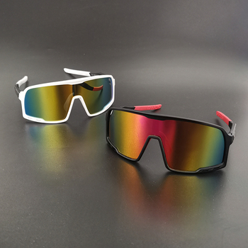 Men Women UV400 Cycling Sunglasses 2021 Outdoor Running Fishing Goggles Sport Road Bike Glasses Male