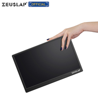 Ultrathin 15.6inch 1080p/touch function usb c hdmi ips screen portable gaming monitor for switch ps5 laptop phone cctv camera