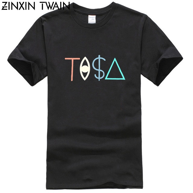 TISA <font><b>T</b></font>-<font><b>SHIRT</b></font> TI$A - BLACK SNAPBACK TYGA LAST KINGS BIG <font><b>SEAN</b></font> 3D Men Hot Cheap Short Sleeve Male <font><b>T</b></font> <font><b>shirt</b></font> image